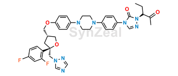 Picture of Posaconazole Impurity 10