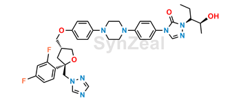 Picture of Posaconazole Impurity 26