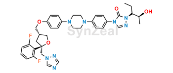 Picture of Posaconazole Impurity 27
