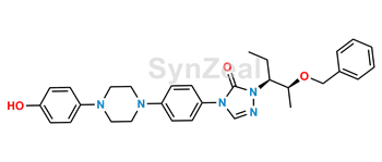 Picture of Posaconazole Diastereoisomer Related Compound 6