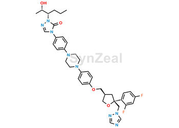 Picture of n-Propyl posaconazole