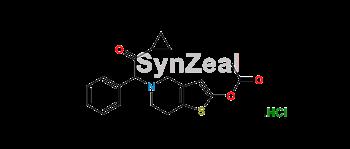 Picture of Prasugrel Desfluoro Hydrochloride