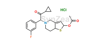 Picture of Prasugrel meta-Fluoro Isomer