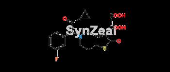 Picture of Prasugrel meta-Fluoro Isomer Thiolactone Oxalate