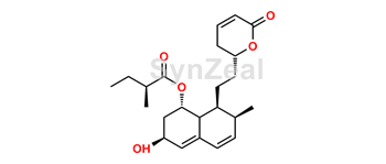Picture of Pravastatin 2,3-Anhydro Lactone