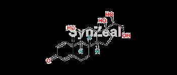 Picture of Prednisolone 20α-Hydroxy Impurity
