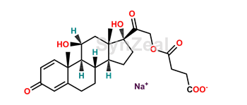 Picture of Prednisolone Sodium succinate