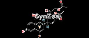 Picture of Difluoroprednisolone 17,21-acetate