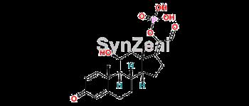 Picture of Prednisolone Sodium Phosphate USP Impurity F