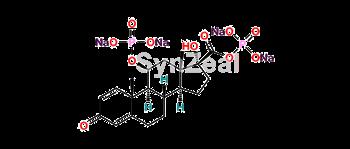 Picture of Prednisolone Sodium Diphosphate Derivative
