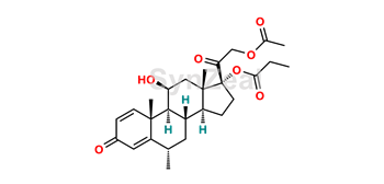 Picture of 6α-Methyl Prednisolone Aceponate