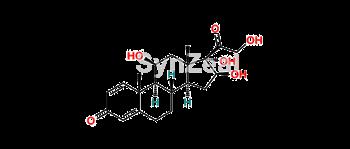 Picture of 16-Beta-17-Alpha Hydroxy Prednisolone