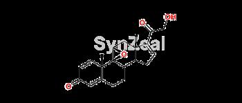 Picture of Prednisolone Epoxide-Triene Impurity