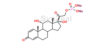 Picture of 11-a.-hydroxyprednisolone sodium phosphate