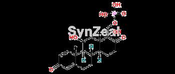 Picture of Prednisolone D-homo A Derivative