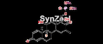 Picture of Prednisolone D-homo Derivative