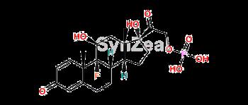Picture of Isoflupropedone-21 phosphate