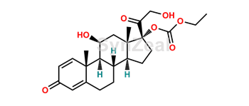 Picture of Prednisolone 17-carbonate