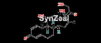 Picture of 16α-Methyl Prednisolone