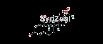 Picture of 17-Deshydroxyacetyl 17-Carbonyl Prednisolone