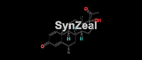 Picture of 1,2-Dehydro Medroxyprogesterone