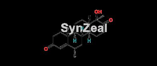 Picture of Medroxyprogesterone Acetate EP Impurity I