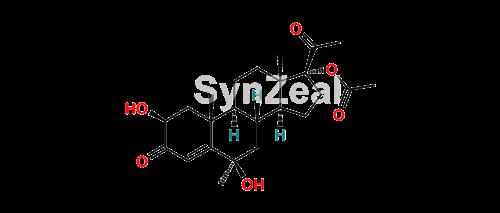 Picture of 2-beta, 6-beta-Dihydroxy-Medroxyprogesterone Acetate