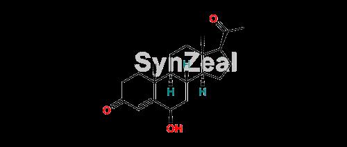 Picture of Progesterone 6-beta-Hydroxy Impurity