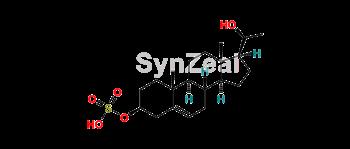 Picture of Pregn-5-ene-3,20-diol monohydrogen sulfate