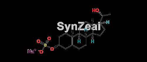 Picture of 5α-Pregnan-3β-20β-diol-3-sulphate Sodium salt