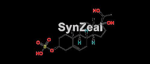 Picture of (3β, 20S)-Pregn-5-ene-3,17,20-triol Sulfate