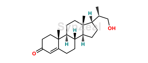 Picture of Progesterone Bisnoralcohol