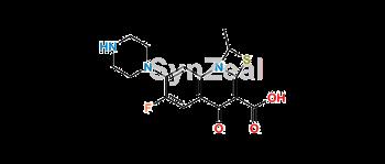 Picture of Prulifloxacin Impurity 1