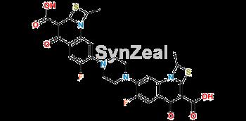 Picture of Prulifloxacin Impurity 6