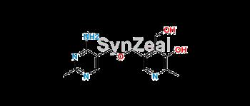 Picture of Amino pyrimidine pyridoxine addcut