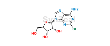 Picture of 2-Chloroadenosine-2',3'-acetonide