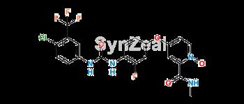 Picture of Regorafenib N-oxide