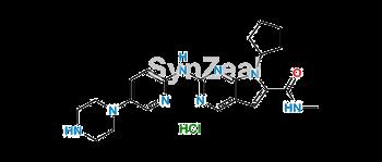 Picture of Ribociclib N-Desmethyl Metabolite