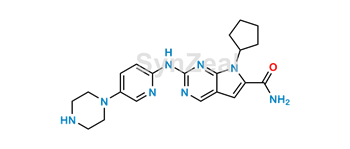Picture of Ribociclib N,N-DiDesmethyl Metabolite
