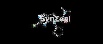 Picture of Ribociclib Chloro Amide Impurity