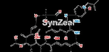 Picture of Rifabutin N-Oxide