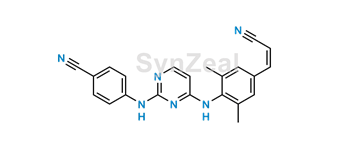 Picture of Rilpivirine Z-Isomer