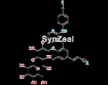 Picture of Rilpivirine Glycosamine and Amadori Rearrangement product-I