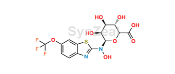 Picture of Riluzole N-Hydroxy N-β-D-Glucuronide