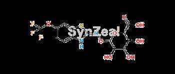Picture of Riluzole N-Hydroxy O-β-D-Glucuronide