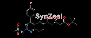 Picture of Rosuvastatin (3R,5R)-Isomer t-Butyl Ester