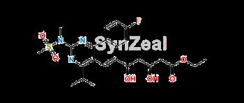 Picture of Rosuvastatin (3S,5R)-Isomer Ethyl Ester
