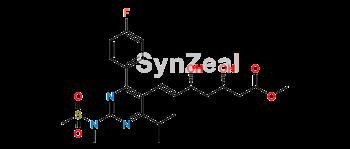 Picture of Rosuvastatin (3S,5R)-Isomer Methyl Ester