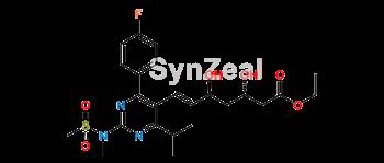Picture of Rosuvastatin (3S,5S)-Isomer Ethyl Ester