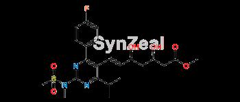 Picture of Rosuvastatin (3S,5S)-Isomer Methyl Ester